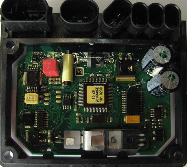 Ниже описывается процесс подключения вебасты Thermo Top C, снятой с VW T5 на Opel Vectra B 2000 года.